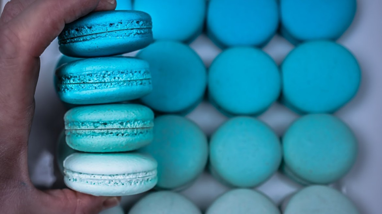 Italian Method for making macarons