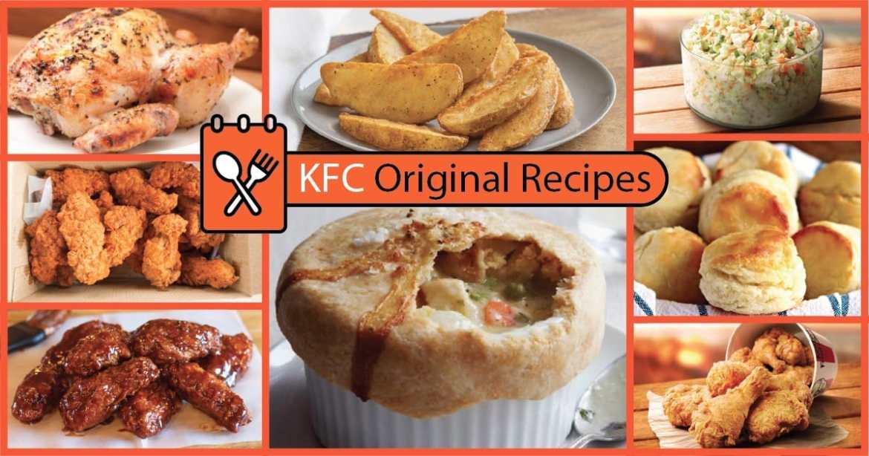 Kentucky Fried Chicken Original Recipes