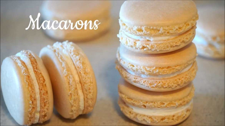 Macaron Recipe With Regular/All-Purpose Flour