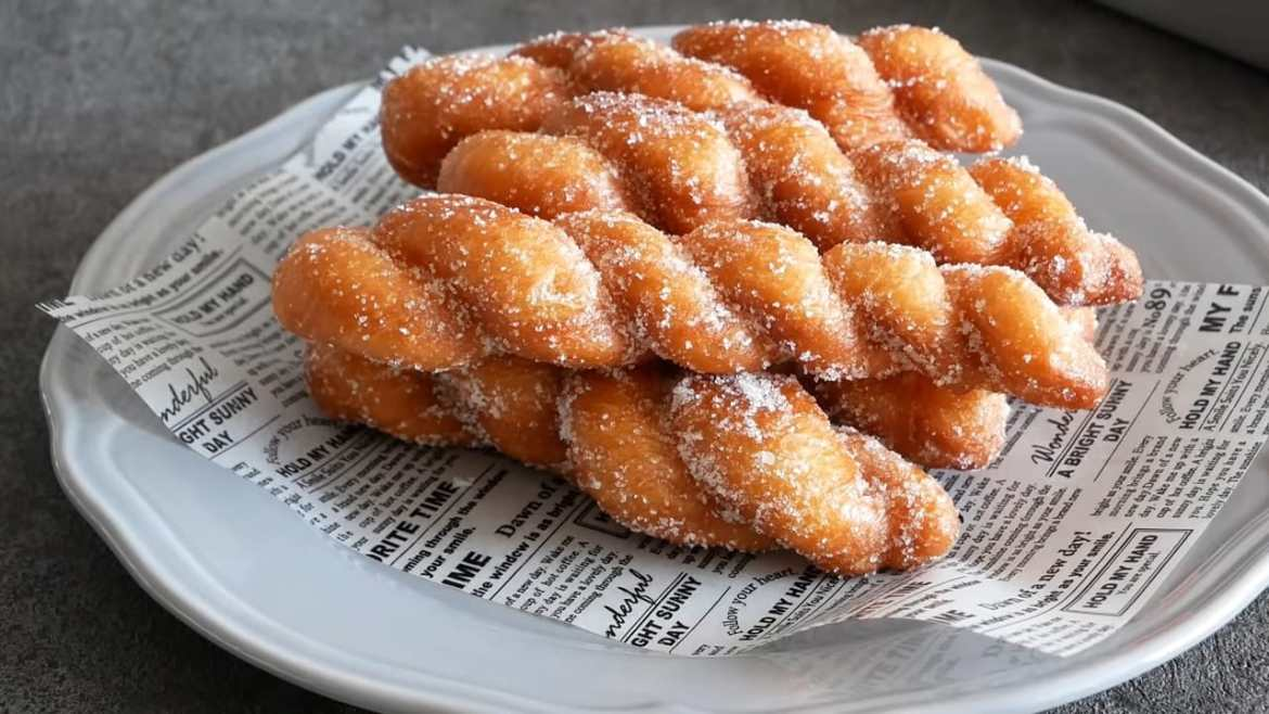 Twisted Donuts