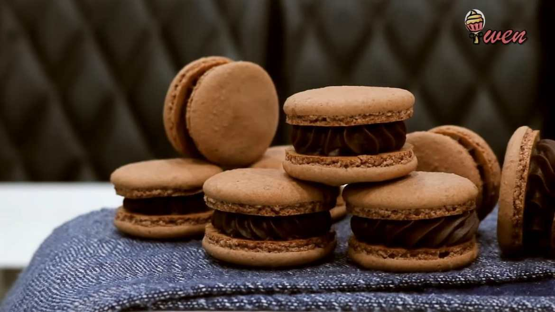 How To Make Chocolate Macaron Recipe