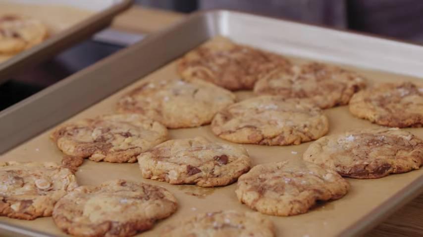 CHOCOLATE CHIP COOKIE RECIPE 2.0