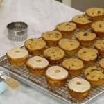Marzipan-Fruitcakes