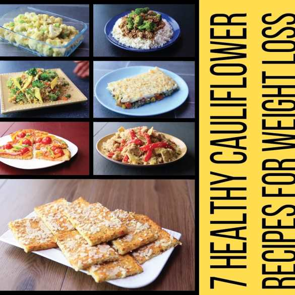 7 Healthy Cauliflower Recipes For Weight Loss