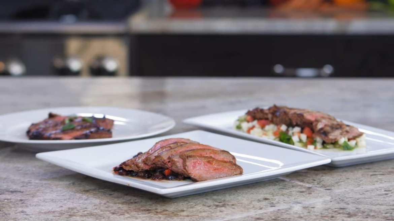 Healthy Steak Recipes (3 Ways)