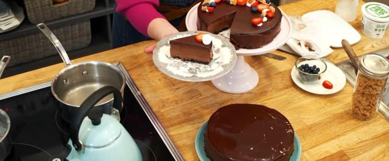 Anna's Triple Chocolate Cheesecake Recipe