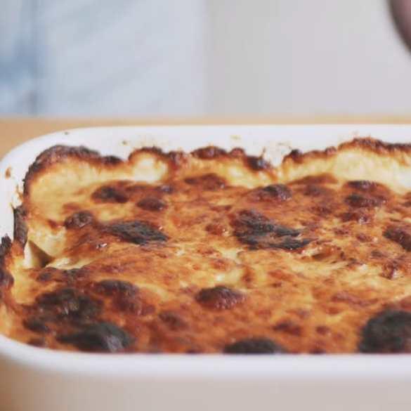 French Potato Gratin Dauphinois Recipe: King Of Potato Casseroles