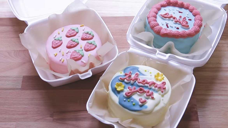 I Made Cute Mini Lunchbox Cakes From Scratch