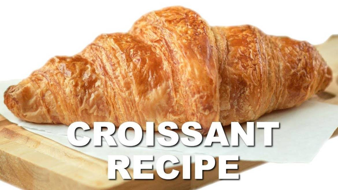 Professional Baker Teaches You How To Make CROISSANTS!