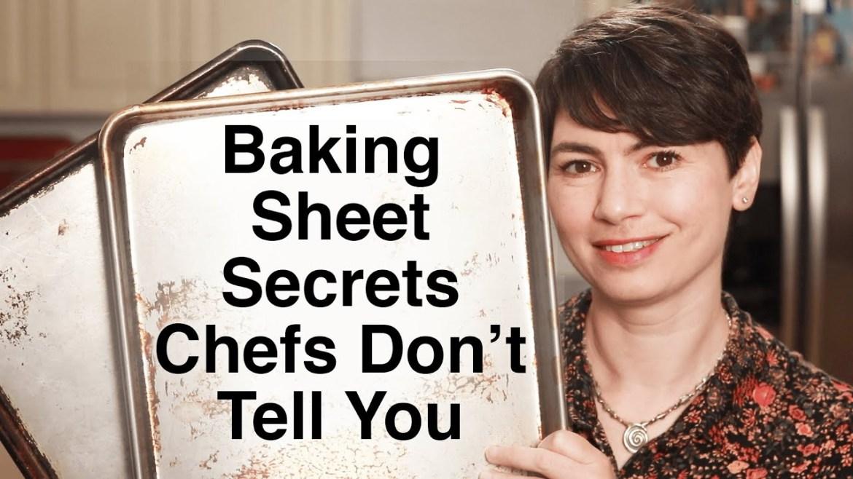 Seasoning Your Baking Sheets to Improve Browning