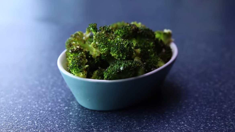 roasted broccoli recipe 250 calories