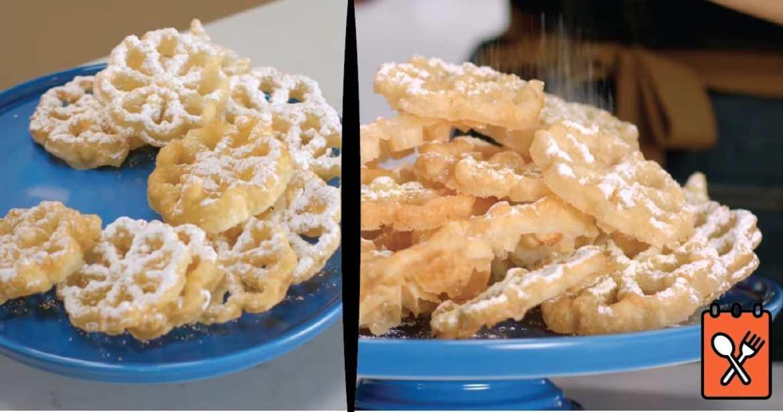 Rosette Cookie Recipe, Inspired by Bangkok