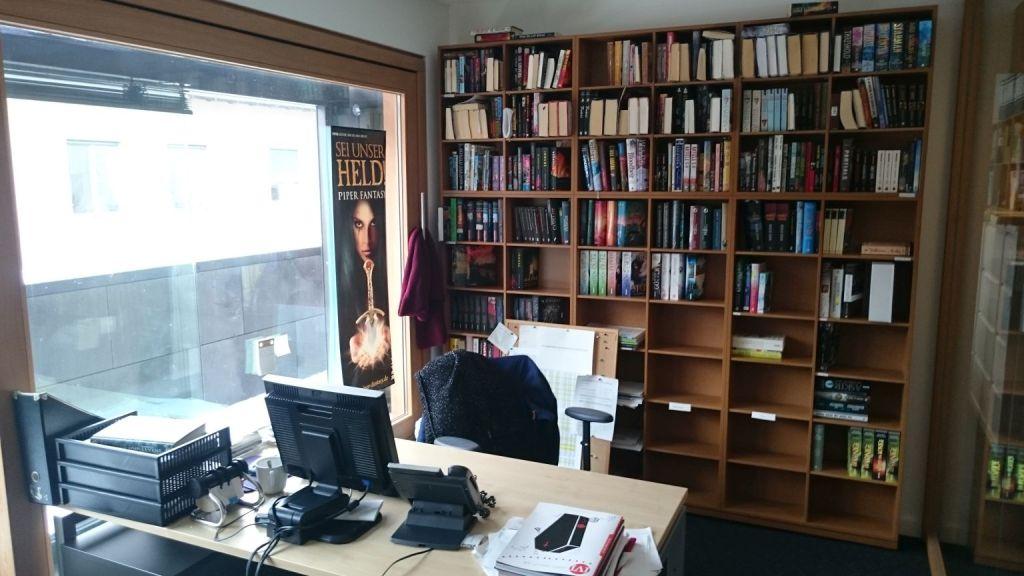So ein Büro hätte ich auch gerne