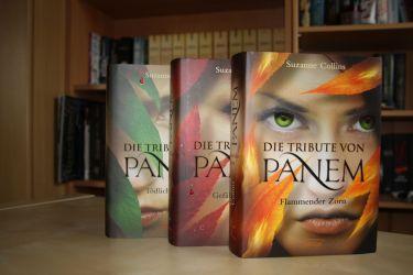 Die Tribute von Panem von Suzanne Collins