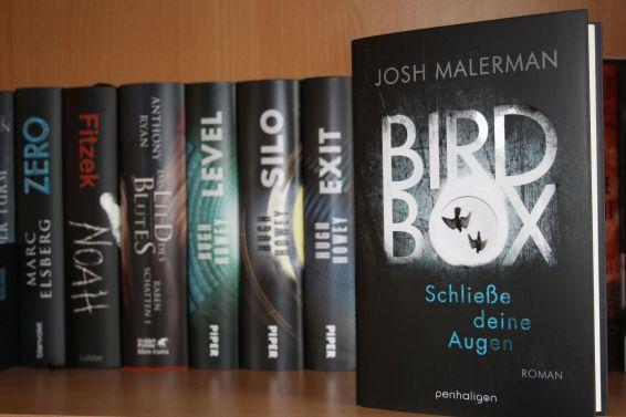 Bird Box - Schließe deine Augen von Josh Malerman