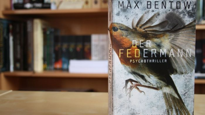 Der Federmann (Max Bentow)