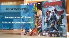 Gewinnspiel: Avengers - Age of Ultron