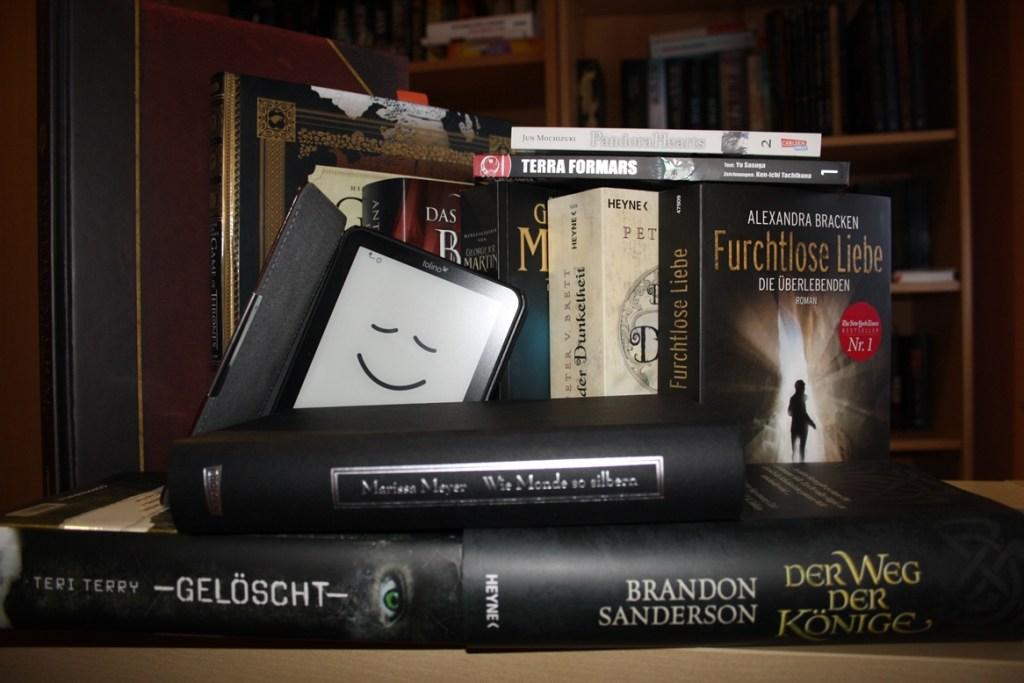 10 Bücher, die ich in diesem Sommer lesen möchte