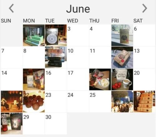 Mein Juni in Bildern