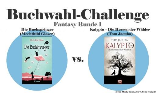 Die Buchspringer vs. Kalypto - Die Herren der Wälder