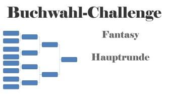 Buchwahl-Challenge 1. Halbjahr 2015 - Fantasy Hauptrunde