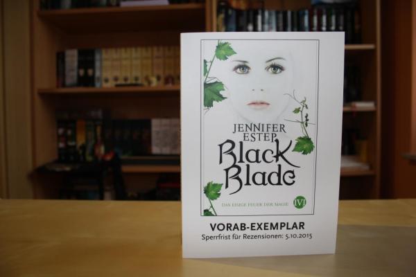 Black Blade von Jennifer Estep