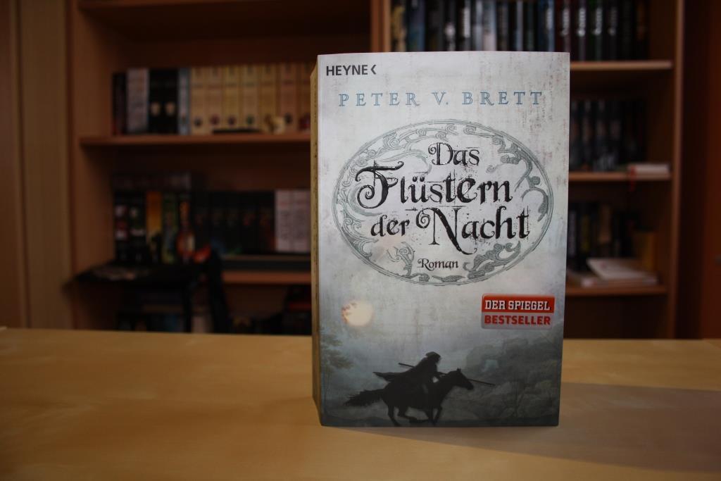 Das Flüstern der Nacht von Peter V. Brett