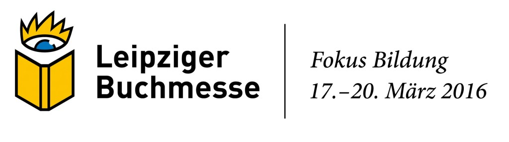Logo Leipziger Buchmesse 2016
