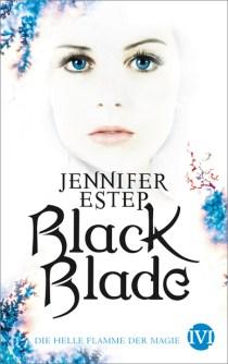 Book Cover: Black Blade 3: Die helle Flamme der Magie