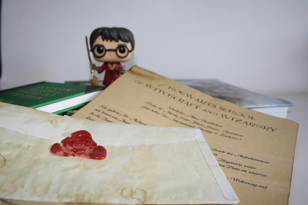 Invitation to Hogwarts School of Witchcraft and Wizardry