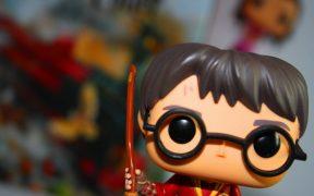 Harry Potter Lese-Challenge