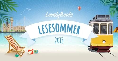 LovelyBooks Lesesommer 2015