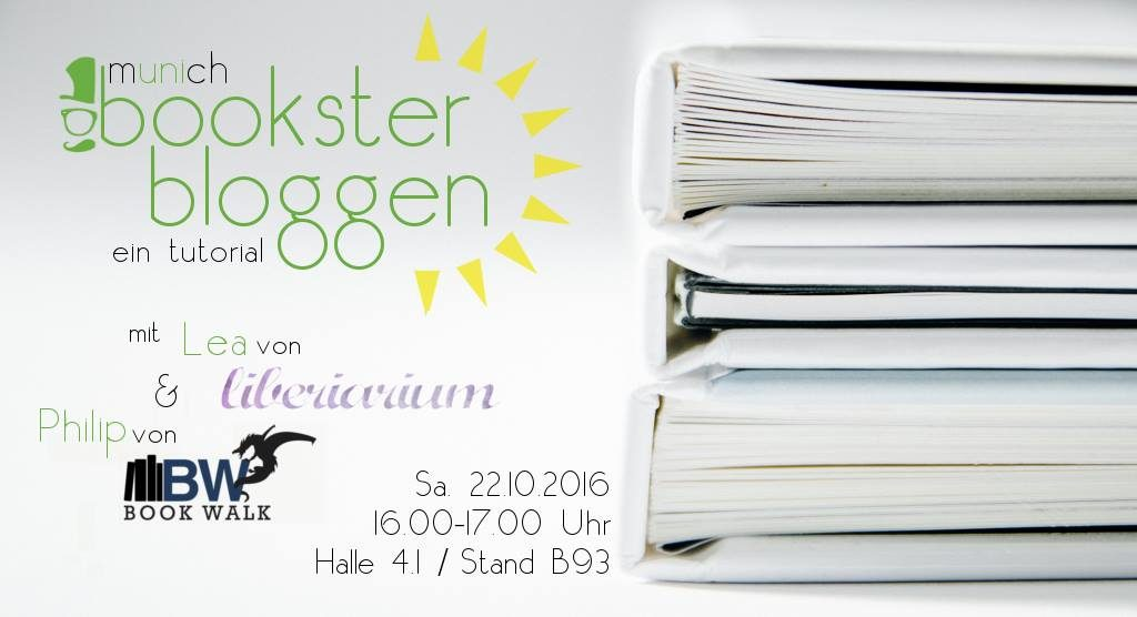 Bookster bloggen – Ein Tutorial