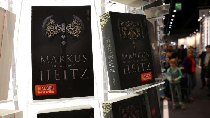 Die neuen Taschenbücher von Markus Heitz Zwerge-Romanen