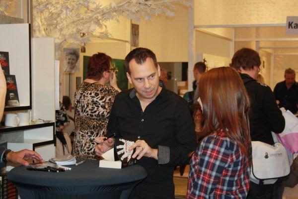 Sebastian Fitzek signiert