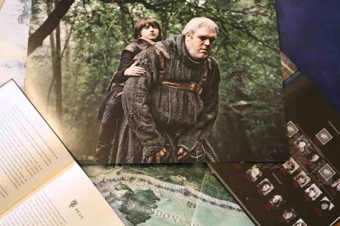 Bran(don) Stark