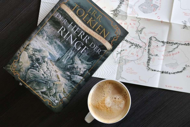 Der Herr der Ringe von J.R.R. Tolkien