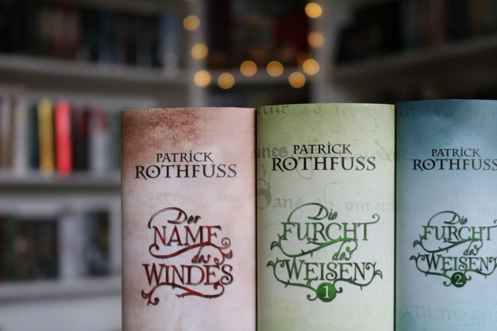 Die Königsmörder-Chronik von Patrick Rothfuss