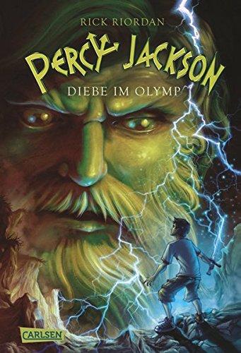 Percy Jackson - Diebe im Olymp von Rick Riordan