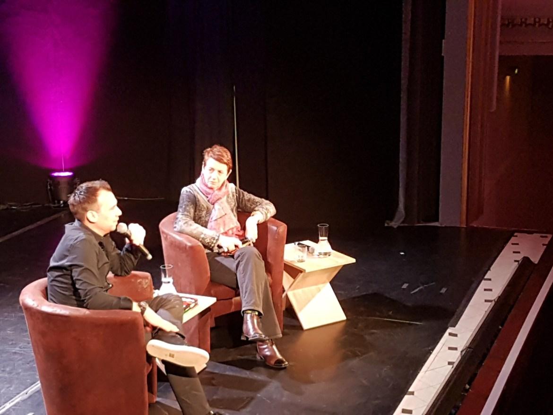 Sebastian Fitzek im Gespräch auf der lit.COLOGNE 2017
