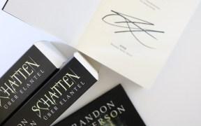 """Schatten über Elante"""" von Brandon Sanderson"""