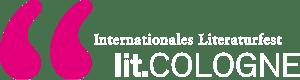 Logo lit.COLOGNE (c) lit.COLOGNE