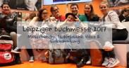 Messebericht - Leipziger Buchmesse 2017