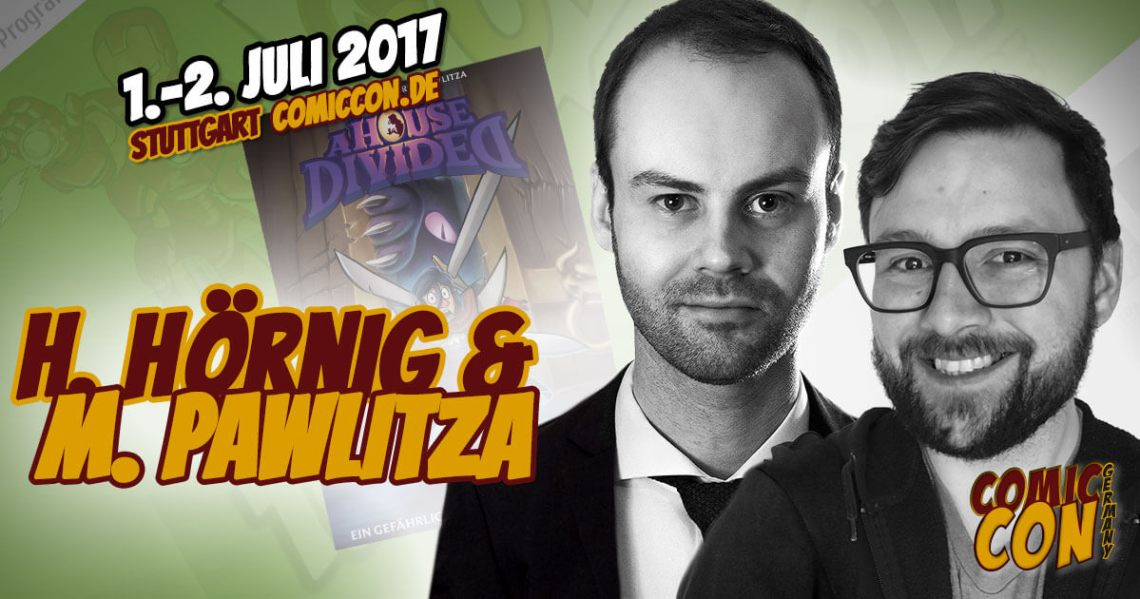 Comic Con Germay | Artist | H. Hörnig & M. Pawlitza