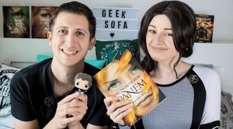 Geeksofa: Die Tribute von Panem / The Hunger Games (c) Liberiarium
