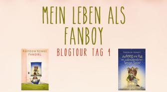 Blogtour - Mein Leben als Fanboy
