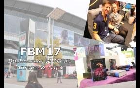 FBM17 Vlog #1   Anreise und Tag 1 der Frankfurter Buchmesse 2017