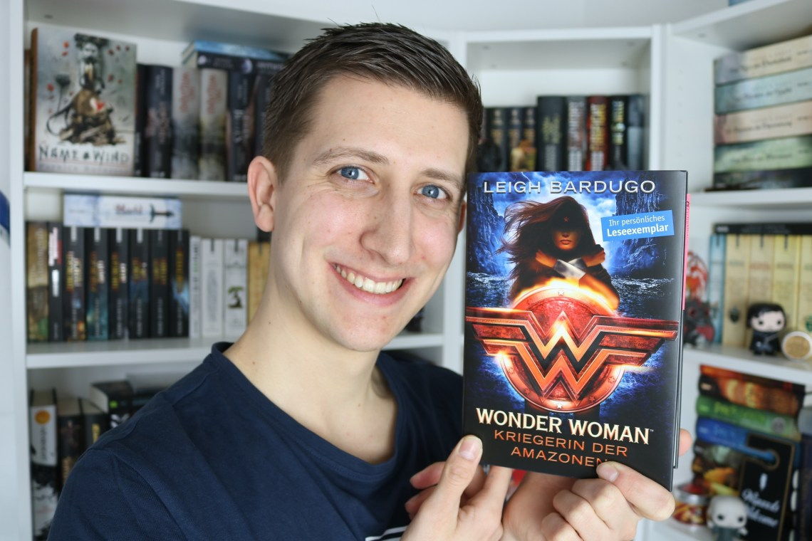 Wonder Woman - Kriegerin der Amazonen. Superhelden-Party