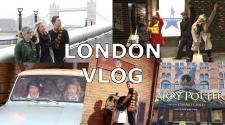 London Vlog 2018