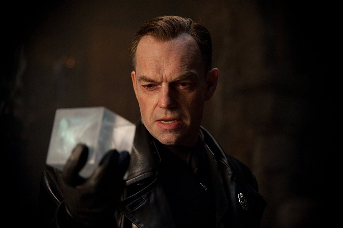Hugo Weaving in Captain America: The First Avenger (2011) © 2011 - Paramount Pictures